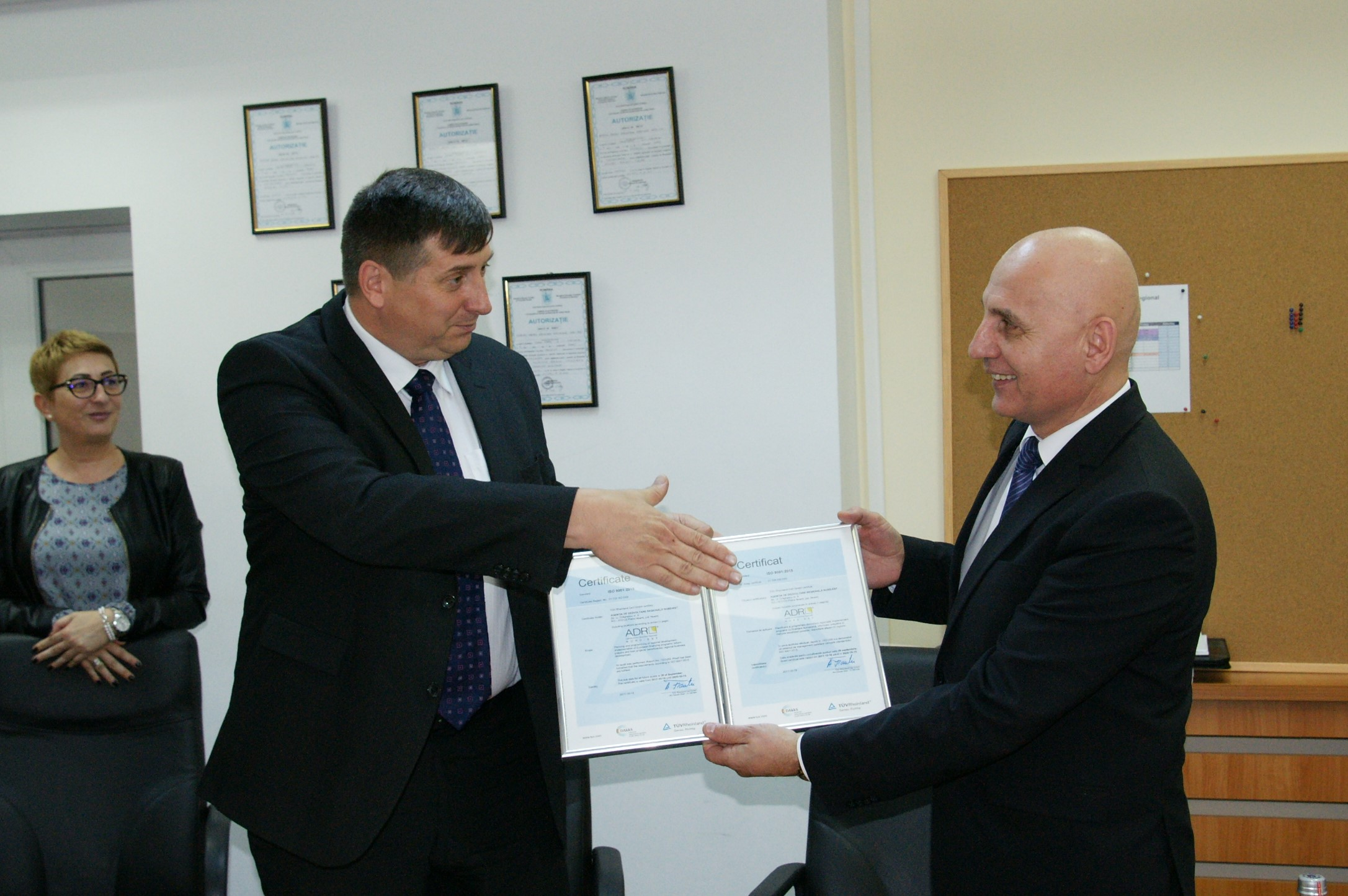 ADR Nord-Est obtains the ISO 9001: 2015 Certification Standard in Quality Management
